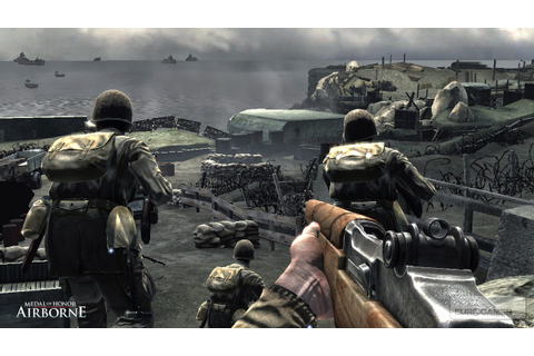 Medal Of Honor Airborne Full Version PC Game « Visaal Company
