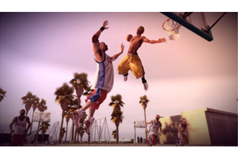 NBA Street Homecourt Game | PS3 - PlayStation