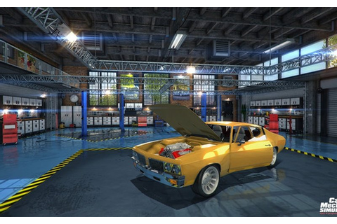Car Mechanic Simulator 2015 on Steam - PC Game | HRK