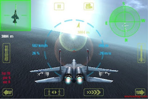 Smart Game: Jet Fighter Games