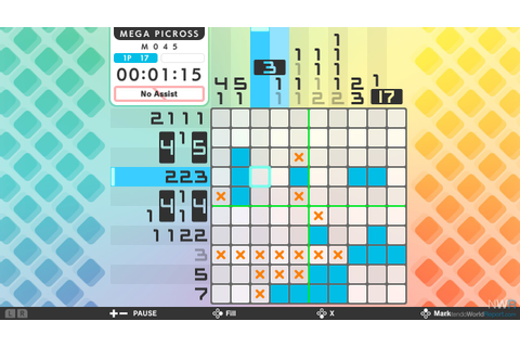 Picross S - Game - Nintendo World Report