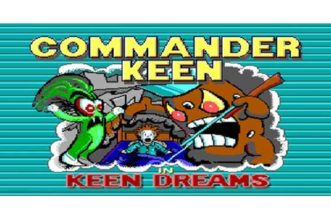 Commander Keen: Keen Dreams Steam giveaway - TGG