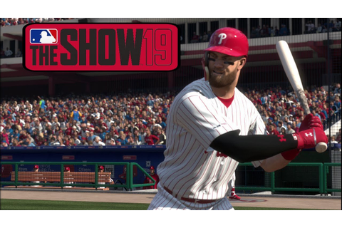 MLB The Show 19 Gameplay - Philadelphia Phillies vs ...