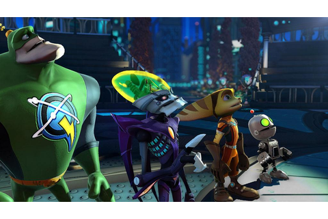 Arvostelussa Ratchet & Clank: All 4 One | Game Reality
