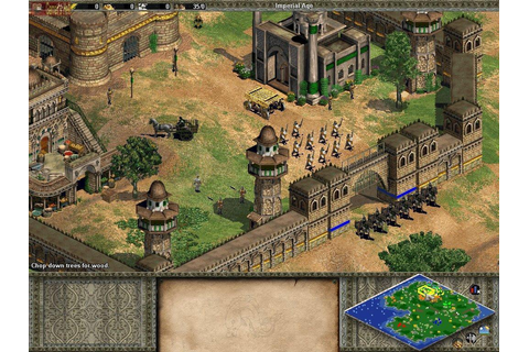 Téléchargement: Age of Empires II: The Age of Kings jeu PC ...
