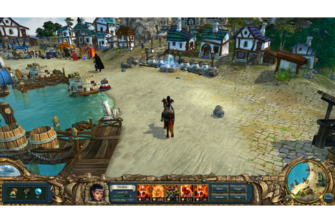 Buy Kings Bounty Dark Side PC Game | Steam Download