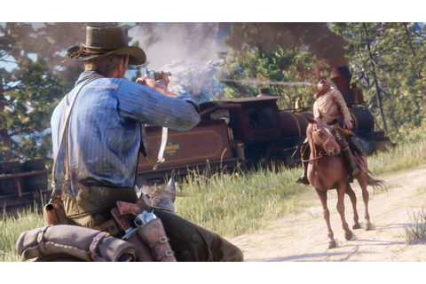 Red Dead Redemption 2 – Your Horse Will Be Your Closest ...