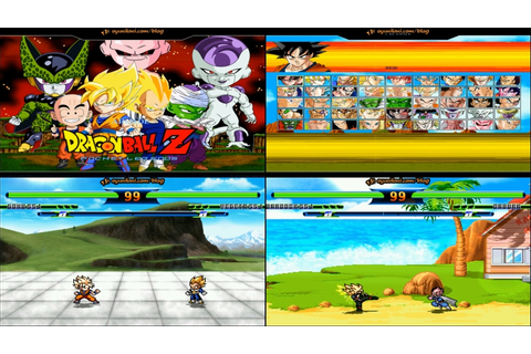 Dragon Ball Z Pocket Legends / MUGEN - Oyun İlani Blog