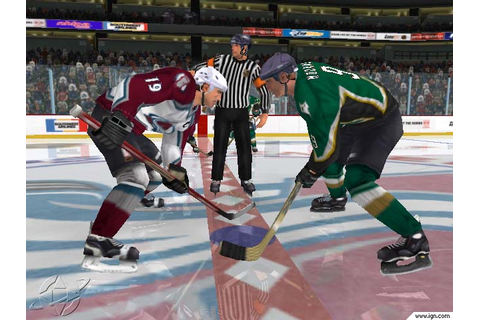 NHL 2K3 Screenshots, Pictures, Wallpapers - Xbox - IGN