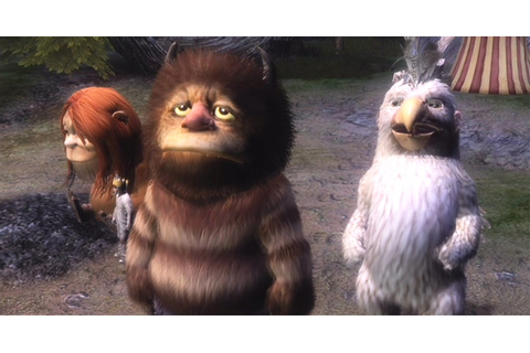 Amazon.com: Where the Wild Things Are: The Videogame ...