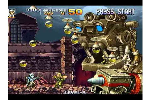 Metal Slug 4 Game Download Free For PC Full Version ...