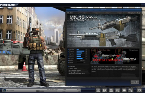 Point Blank Games: Free Download Point Blank Offline Version
