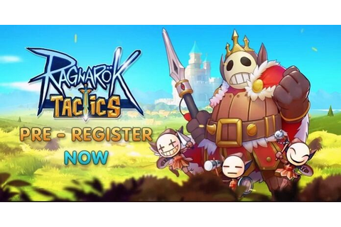 Ragnarok Tactics: new mobile RO game combines strategy ...