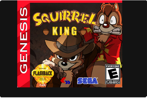 Squirrel King - $25.50 : Flashback Entertainment!, Quality ...
