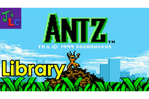 JLL - Antz (Game Boy Color) - JLG - YouTube