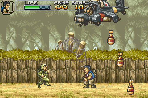 Metal Slug Advance Download Game | GameFabrique
