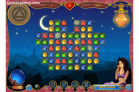 Play 1001 Arabian Nights - Free online games with Qgames.org