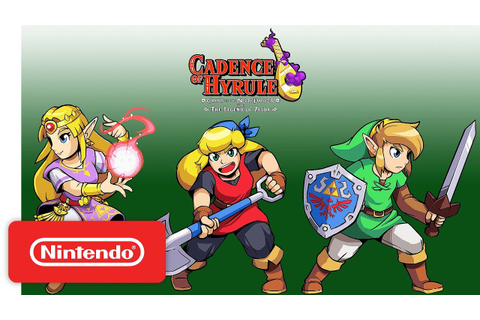 Brace Yourself Games and Nintendo on how Cadence of Hyrule ...