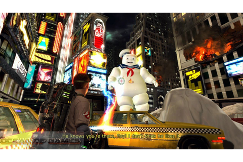 Ghostbusters The Video Game Free Download - Ocean Of Games