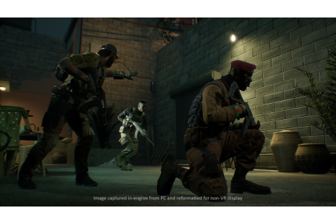 Firewall Zero Hour (PS4 / PlayStation 4) Game Profile ...