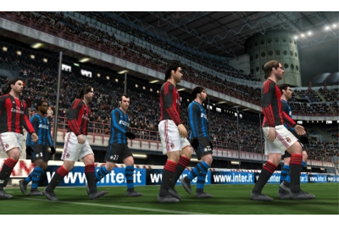 Pro Evolution Soccer 2011 3D 3DS Review | Reporting Gamer
