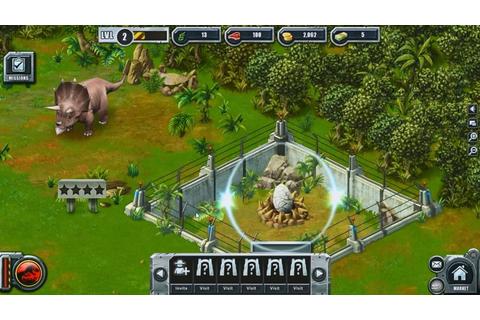 Jurassic Park Builder on Qwant Games