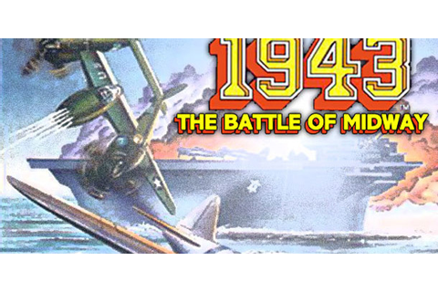 Nostalgic Game Design Focus - 1943: The Battle of Midway ...