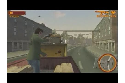 Driver '76 Sony PSP Gameplay - Protecting The Truck - YouTube