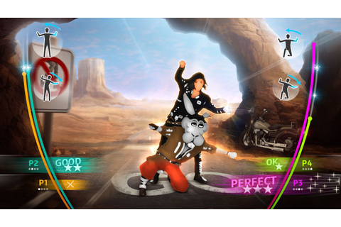 Michael Jackson: The Experience (Wii) Screenshots