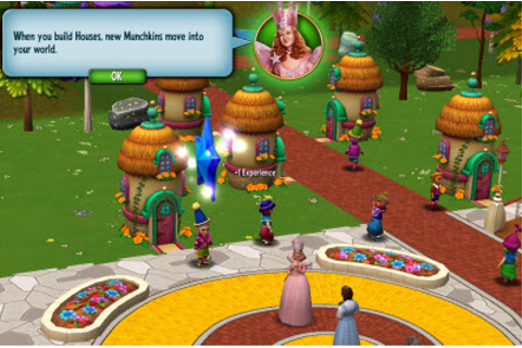 Here come the brands: Wizard of Oz game launches on ...