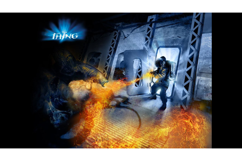 The Thing (2002) (PC) Game - Walkthrough - Fighting Scary ...