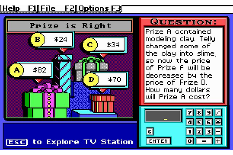Download Super Solvers: OutNumbered! puzzle for DOS (1990 ...