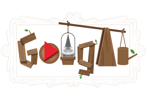 Google doodle doubles as a garden gnome game in honor of ...