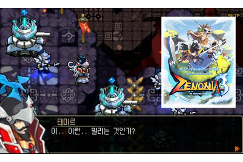 RPG Zenonia 3 Available in Android Market in Korea ...