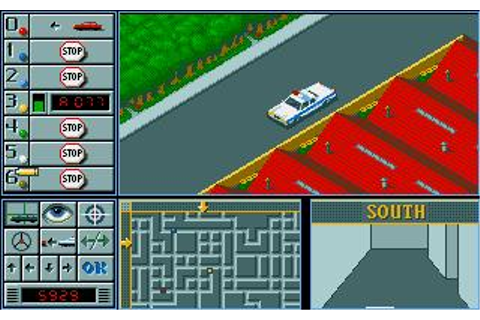 Chicago 90 Download (1989 Amiga Game)