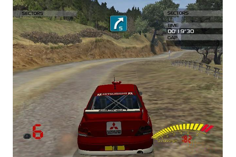 V-Rally 3 Download (2003 Simulation Game)