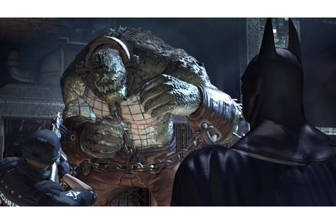 Game Press: Batman: Arkham Asylum - Análise