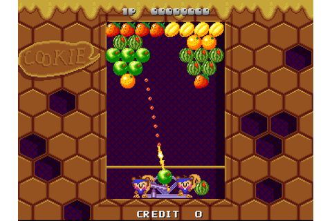 Cookie & Bibi (1995) by SemiCom Arcade game