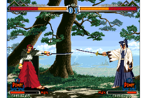 The Last Blade 2 Available On PS4 And PS Vita