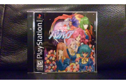 Imadoki no Vampire: Bloody Bride PS1 English Translated