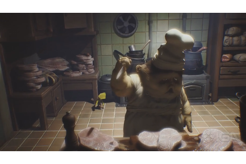 Review: Little Nightmares (Sony PlayStation 4) - Digitally ...