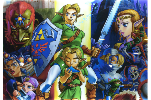 'Zelda: Ocarina Of Time', The Highest-Rated Video Game ...