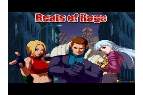 Beats of Rage gameplay (PC Game, 2004) - YouTube