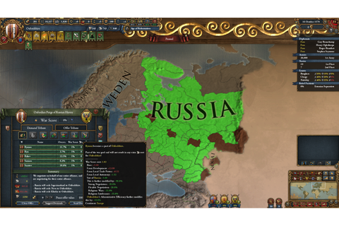 Because why wait for Imperialism/Absolutism? : eu4