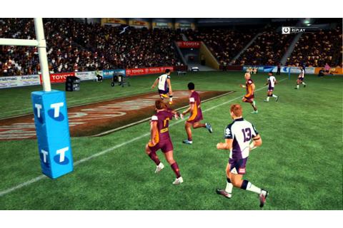 Rugby League Live 2 | 2nd Montage | New 2013 - YouTube