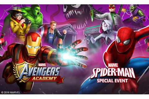 Image - Marvel Avengers Academy (video game) 004.jpg ...