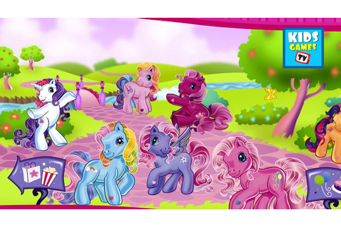 My Little Pony Friendship is Magic MLP Game HD Ponyville ...