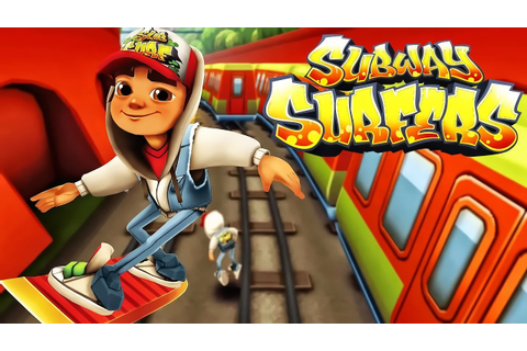 Subway Surfers Gameplay PC - BEST Games - YouTube