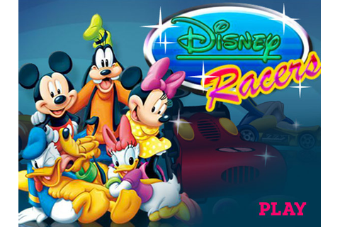 Racing Games | Disney LOL