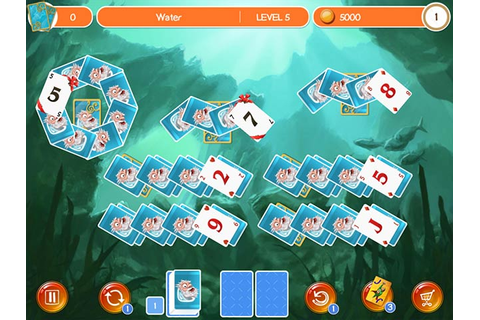 Doodle God Solitaire > iPad, iPhone, Android, Mac & PC ...